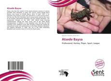 Bookcover of Atsede Baysa