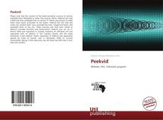 Bookcover of Peekvid
