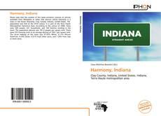 Bookcover of Harmony, Indiana