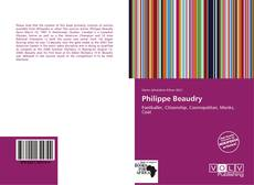 Обложка Philippe Beaudry