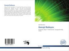 Portada del libro de Georgi Bedoyev