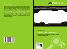 Portada del libro de Pylons (Web Framework)
