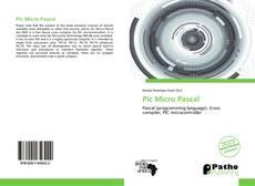 Couverture de Pic Micro Pascal
