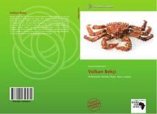 Volkan Bekçi kitap kapağı