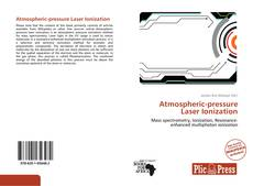 Bookcover of Atmospheric-pressure Laser Ionization