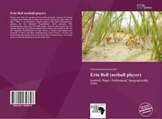 Capa do livro de Erin Bell (netball player)