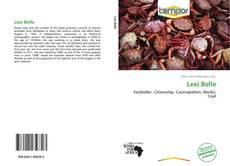 Buchcover von Lexi Belle