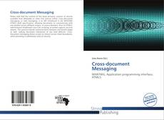 Bookcover of Cross-document Messaging