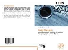 Copertina di Craig Chaquico