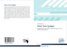 Couverture de Peter Tom (judge)
