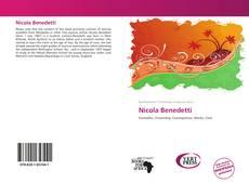 Обложка Nicola Benedetti