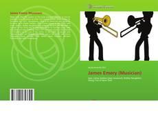 Buchcover von James Emery (Musician)