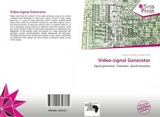 Bookcover of Video-signal Generator