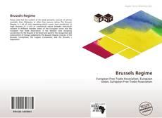 Couverture de Brussels Regime