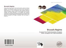Capa do livro de Brussels Regime