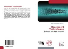 Bookcover of Convergent Technologies