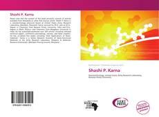 Bookcover of Shashi P. Karna
