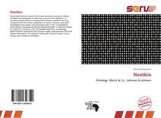 Bookcover of Nextbio