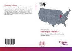 Обложка Marengo, Indiana