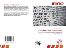 Copertina di Collaborative Translation