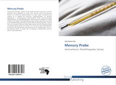 Couverture de Mercury Probe