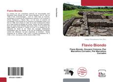 Bookcover of Flavio Biondo