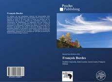 Buchcover von François Bordes