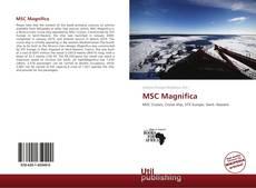 Bookcover of MSC Magnifica