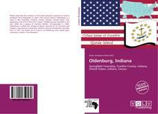 Buchcover von Oldenburg, Indiana