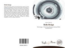 Bookcover of Hello Design