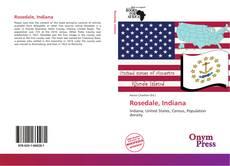 Buchcover von Rosedale, Indiana