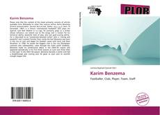 Bookcover of Karim Benzema