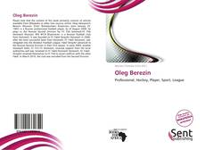 Bookcover of Oleg Berezin