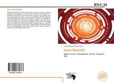 Bookcover of Juno Records