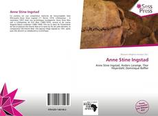 Bookcover of Anne Stine Ingstad
