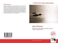 Star Princess的封面