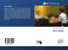 Bookcover of Islam Bidov