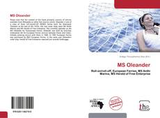 Bookcover of MS Oleander