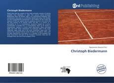 Christoph Biedermann kitap kapağı