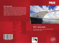 Bookcover of MSC Splendida