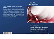 Copertina di Allied Standards Avionics Architecture Council