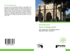 Capa do livro de Jean L'Helgouach
