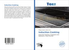 Induction Cooking kitap kapağı