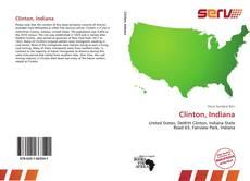Обложка Clinton, Indiana