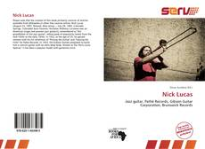 Capa do livro de Nick Lucas