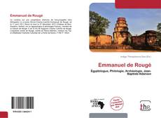 Bookcover of Emmanuel de Rougé