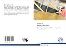 Bookcover of Teddy Powell