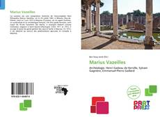 Marius Vazeilles的封面