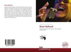 Borítókép a  Brian Rolland - hoz