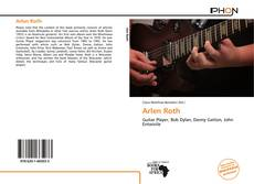 Bookcover of Arlen Roth
